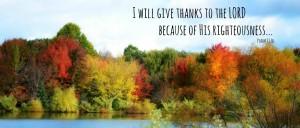 Psalm 7:17a