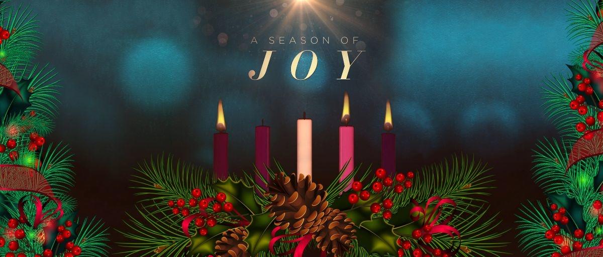 Advent week three: Joy