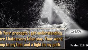 Psalm 119:104-105