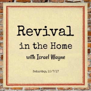 Revival in the home
