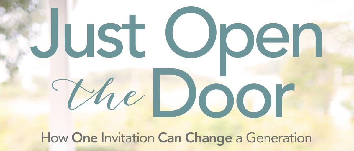 Ladies Event: Just Open the Door