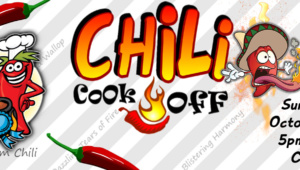 Chili Cook Off 2018